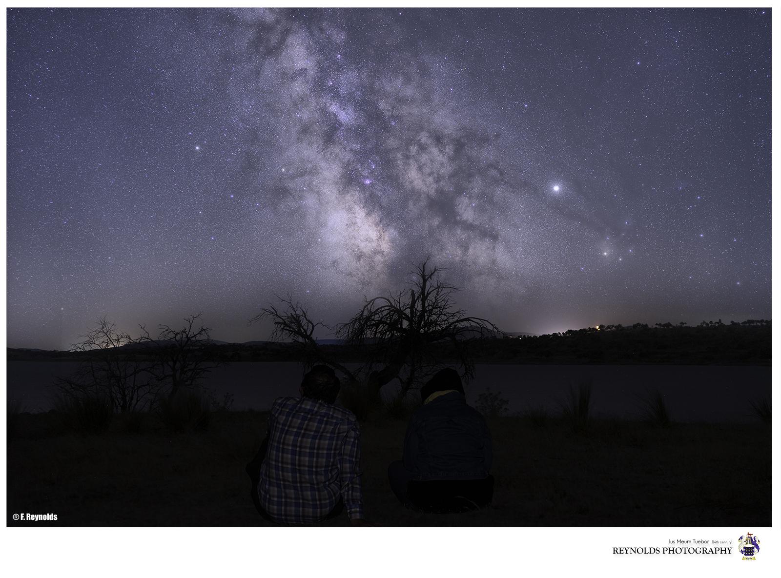 Master Class de Fotografía Nocturna en el Pantano de Villalba